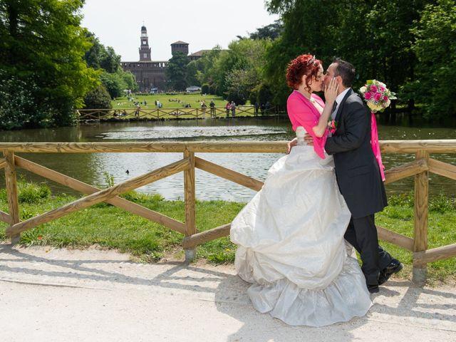 Il matrimonio di Daniele e Francesca a Milano, Milano 2