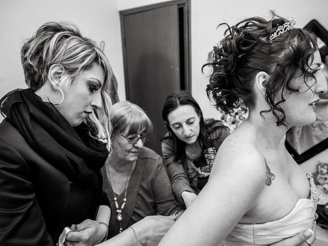 Il matrimonio di Daniele e Francesca a Milano, Milano 5