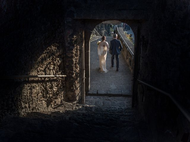 le nozze di Maria Angela e Fabio