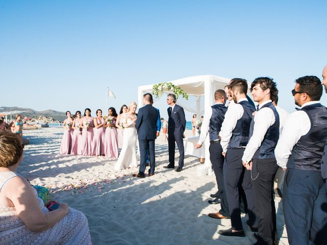 Il matrimonio di Simone e Sarah a Villasimius, Cagliari 9