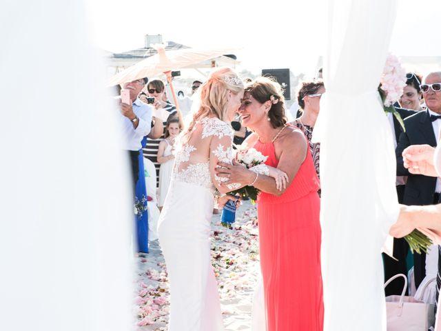 Il matrimonio di Simone e Sarah a Villasimius, Cagliari 19
