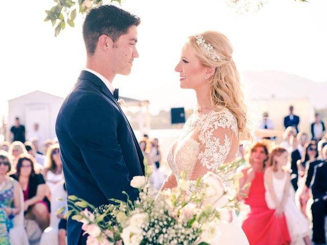 Il matrimonio di Simone e Sarah a Villasimius, Cagliari 20