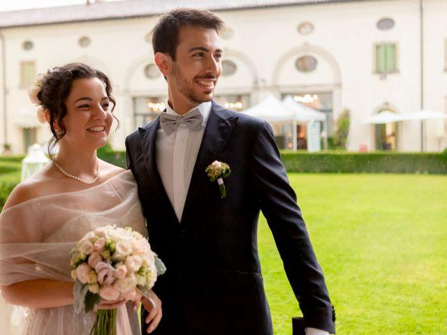 Le nozze di Serena e Giacomo