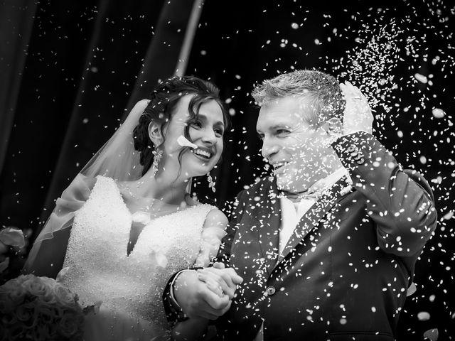 Le nozze di Ekaterina e Angelo