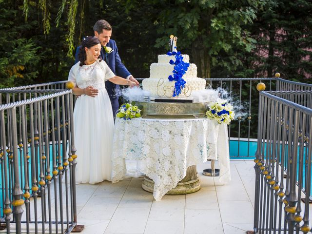 Le nozze di Enrico e Benedetta