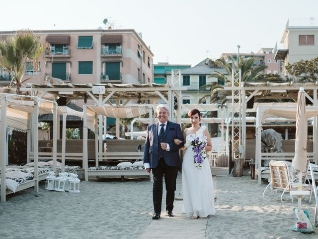 Il matrimonio di Giuseppe e Francesca a Albissola Marina, Savona 12