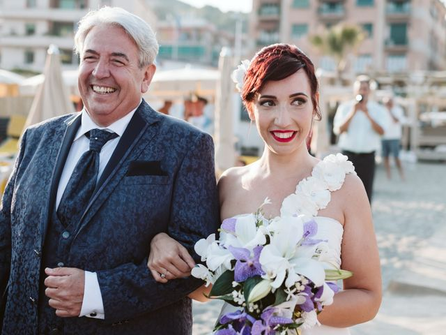 Il matrimonio di Giuseppe e Francesca a Albissola Marina, Savona 13