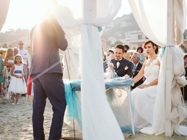 Il matrimonio di Giuseppe e Francesca a Albissola Marina, Savona 16