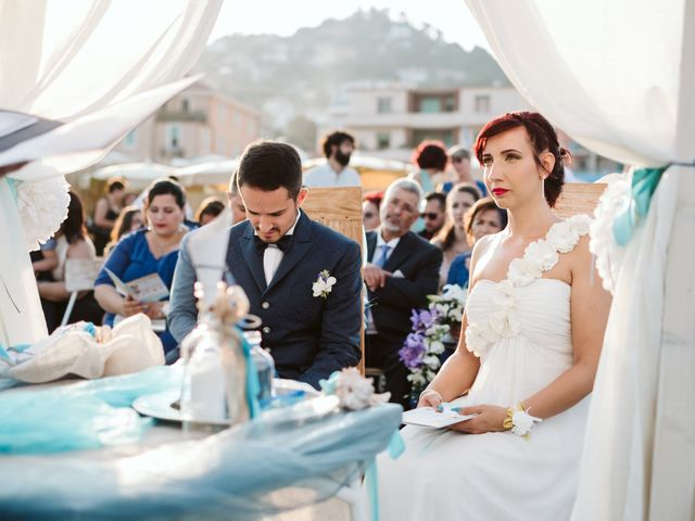 Il matrimonio di Giuseppe e Francesca a Albissola Marina, Savona 17
