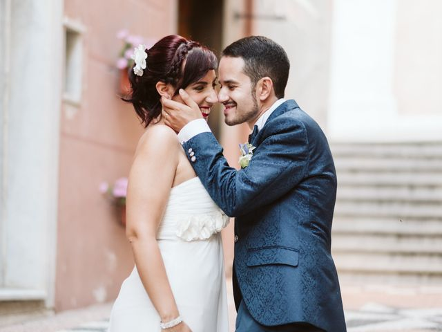 Il matrimonio di Giuseppe e Francesca a Albissola Marina, Savona 33