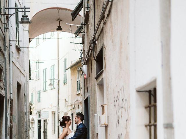 Il matrimonio di Giuseppe e Francesca a Albissola Marina, Savona 37