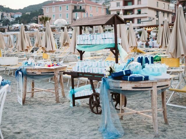 Il matrimonio di Giuseppe e Francesca a Albissola Marina, Savona 39