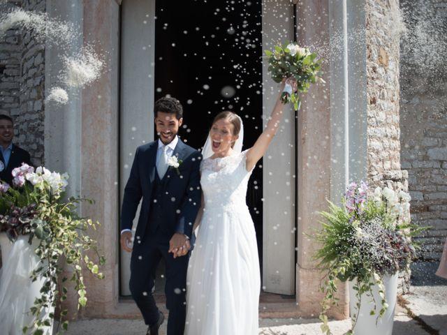 Il matrimonio di Giovanni e Anna Maria a Verona, Verona 10