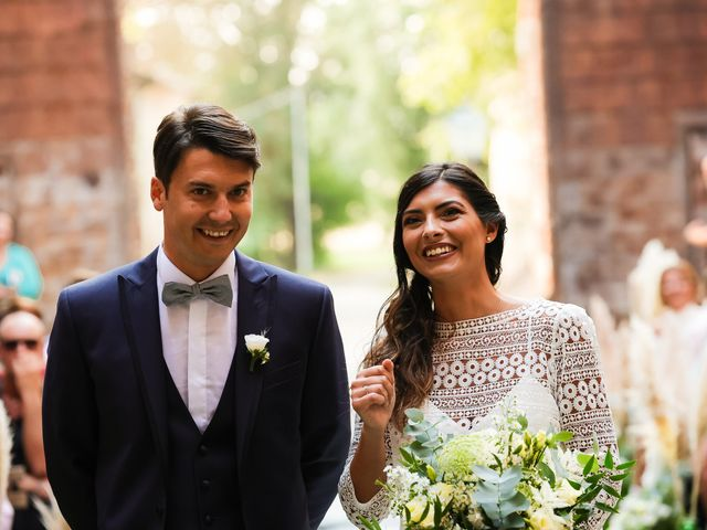 Il matrimonio di Diego e Michela a Piovera, Alessandria 23