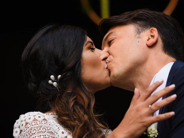 Il matrimonio di Diego e Michela a Piovera, Alessandria 26