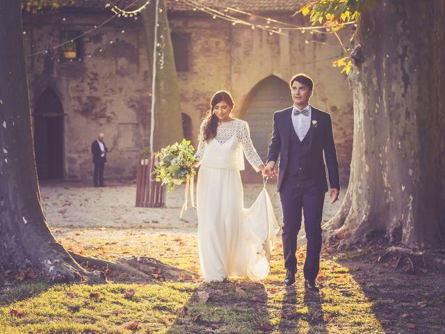 Il matrimonio di Diego e Michela a Piovera, Alessandria 32