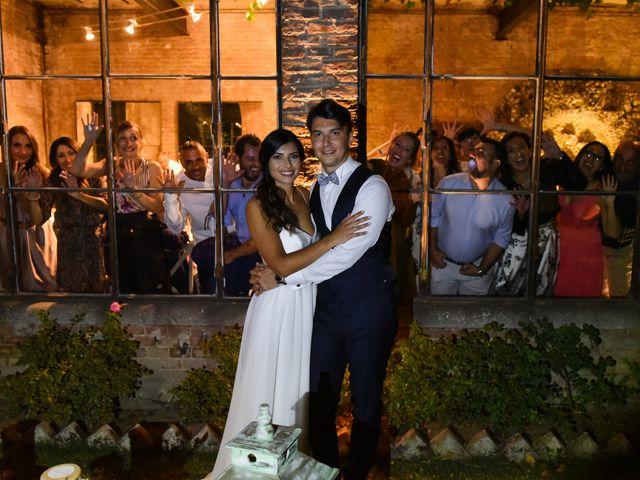 Il matrimonio di Diego e Michela a Piovera, Alessandria 40