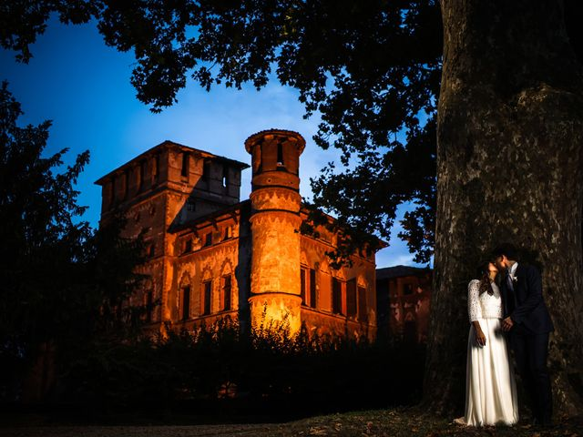 Il matrimonio di Diego e Michela a Piovera, Alessandria 2