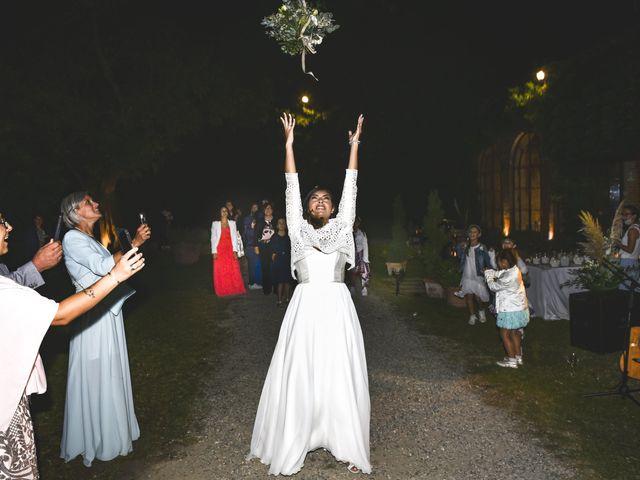 Il matrimonio di Diego e Michela a Piovera, Alessandria 43
