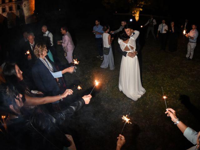 Il matrimonio di Diego e Michela a Piovera, Alessandria 45