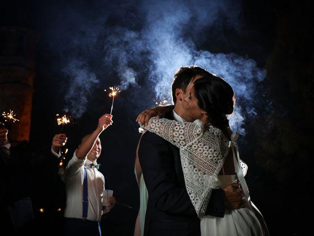 Il matrimonio di Diego e Michela a Piovera, Alessandria 46