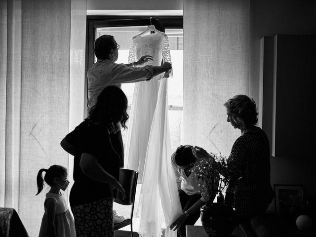 Il matrimonio di Marco e Federica a Cassano d'Adda, Milano 9