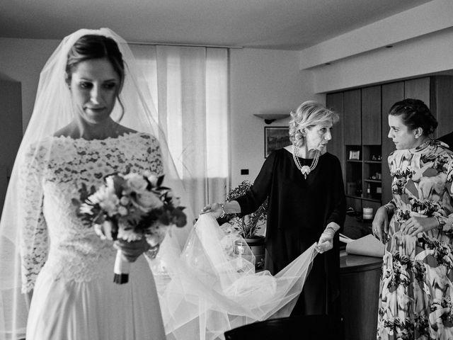 Il matrimonio di Marco e Federica a Cassano d'Adda, Milano 27