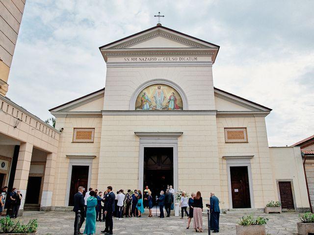 Il matrimonio di Marco e Federica a Cassano d'Adda, Milano 31