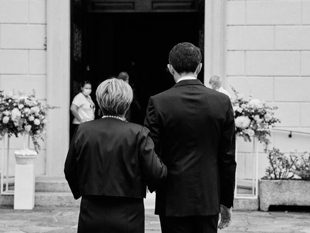 Il matrimonio di Marco e Federica a Cassano d'Adda, Milano 32