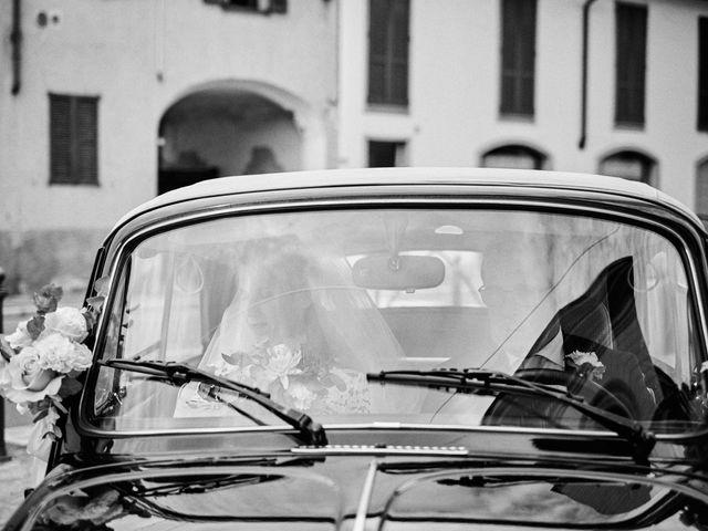 Il matrimonio di Marco e Federica a Cassano d'Adda, Milano 35