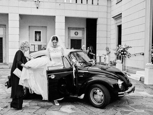 Il matrimonio di Marco e Federica a Cassano d'Adda, Milano 38
