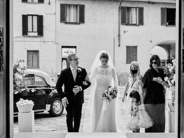 Il matrimonio di Marco e Federica a Cassano d'Adda, Milano 39