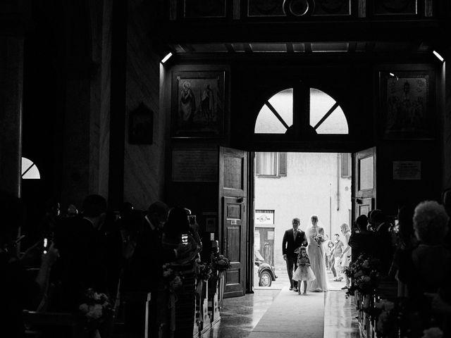 Il matrimonio di Marco e Federica a Cassano d'Adda, Milano 40