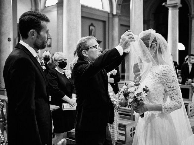 Il matrimonio di Marco e Federica a Cassano d'Adda, Milano 43