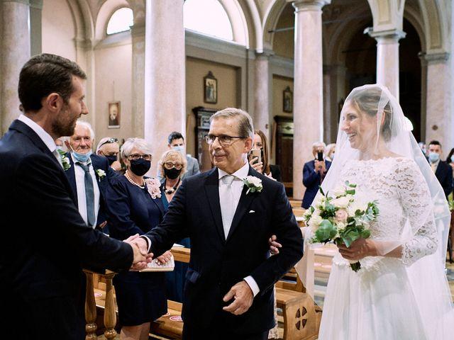 Il matrimonio di Marco e Federica a Cassano d'Adda, Milano 44
