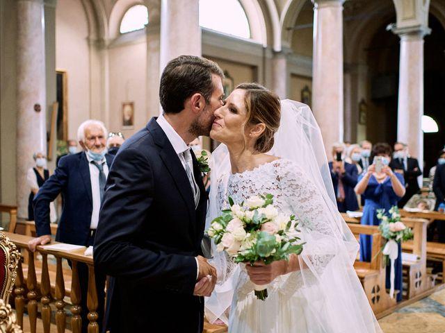 Il matrimonio di Marco e Federica a Cassano d'Adda, Milano 45