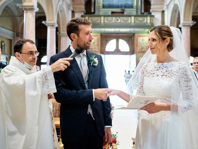 Il matrimonio di Marco e Federica a Cassano d'Adda, Milano 50