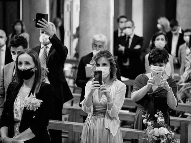 Il matrimonio di Marco e Federica a Cassano d'Adda, Milano 53