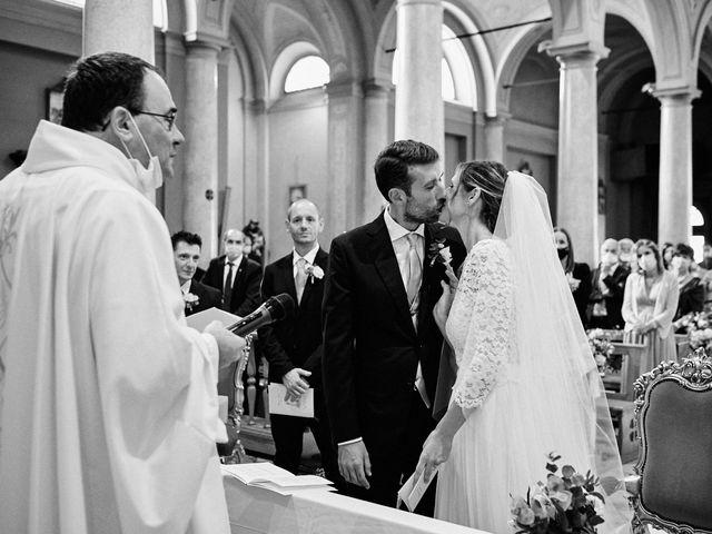 Il matrimonio di Marco e Federica a Cassano d'Adda, Milano 57