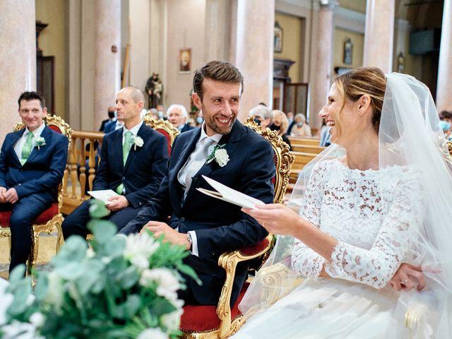 Il matrimonio di Marco e Federica a Cassano d'Adda, Milano 59