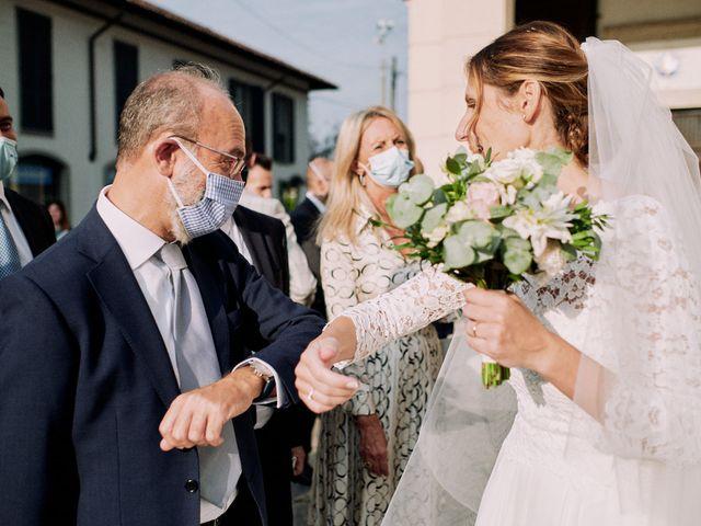 Il matrimonio di Marco e Federica a Cassano d'Adda, Milano 80