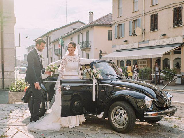 Il matrimonio di Marco e Federica a Cassano d'Adda, Milano 82
