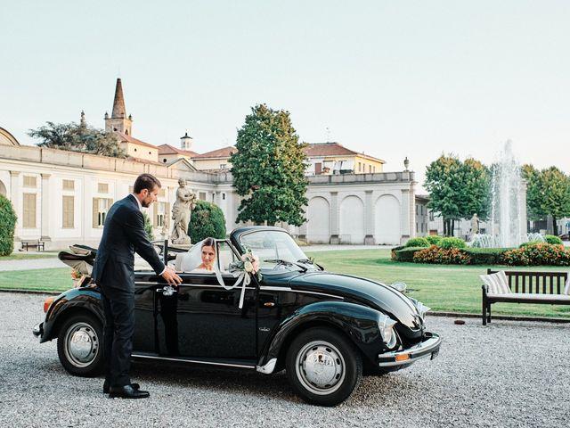 Il matrimonio di Marco e Federica a Cassano d'Adda, Milano 85