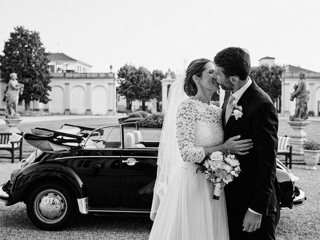 Il matrimonio di Marco e Federica a Cassano d'Adda, Milano 86