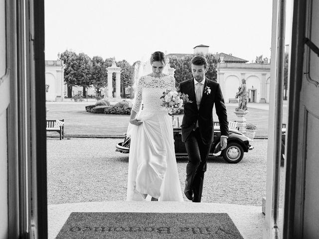 Il matrimonio di Marco e Federica a Cassano d'Adda, Milano 87