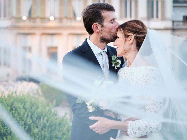 Il matrimonio di Marco e Federica a Cassano d'Adda, Milano 98