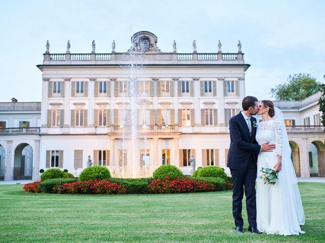 Il matrimonio di Marco e Federica a Cassano d'Adda, Milano 101