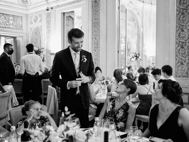 Il matrimonio di Marco e Federica a Cassano d'Adda, Milano 109