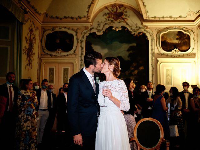 Il matrimonio di Marco e Federica a Cassano d'Adda, Milano 127