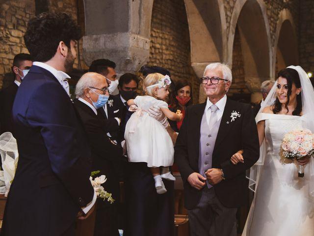 Il matrimonio di Gianpaolo e Federica a Roccavivara, Campobasso 27
